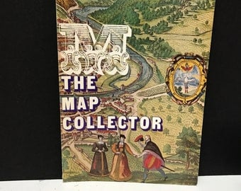 40 issues The Map Collector Magazine. . Map Magazine. Cartography  No.00210