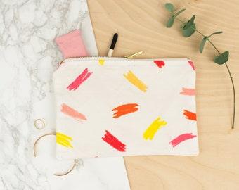 Lipstick Zip Bag