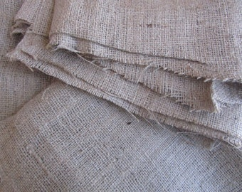 Destash Burlap, 4 Feet Square +