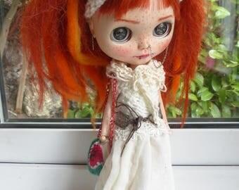 Blythe Mori/Boho dress & Accessories (BD9717)