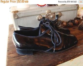 SALE  Patent leather shoes  LLOYD Black Dress Oxfords Us 8.5/9