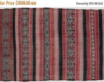 10% OFF RUG SALE 5x8.5 Vintage Jijim Carpet