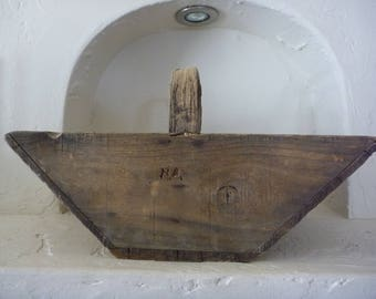 French Wooden Trug