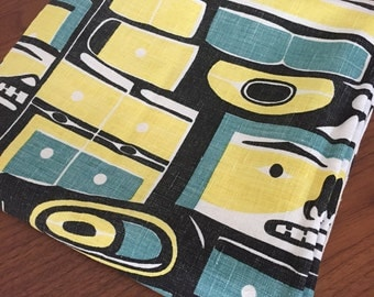 Vintage Pacific Northwest Native American Table Cloth