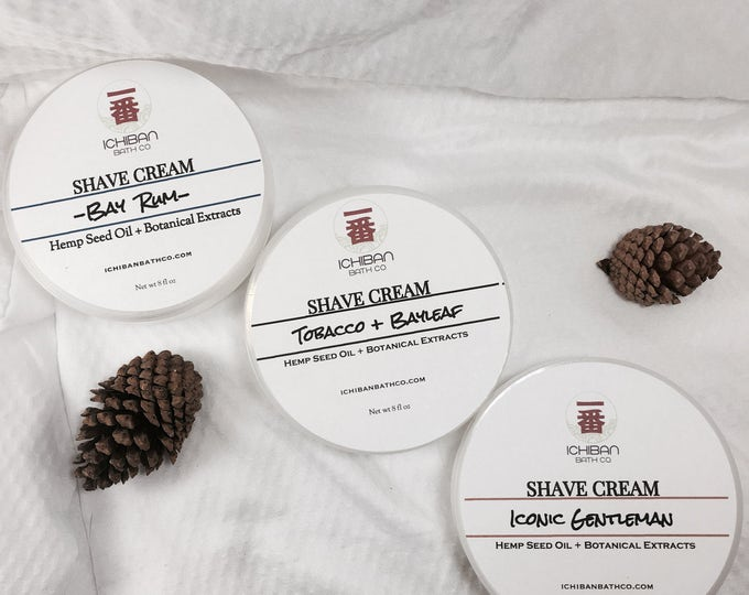 Shave Cream// For Sensitive Skin