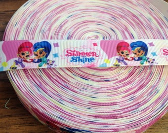 Shimmer and Shine Ribbon