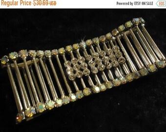 On Sale Vintage Rhinestone Bracelet