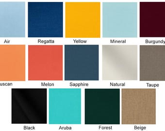 Custom SUNBRELLA Ikea Arholma Outdoor Furniture Covers - *Fits Ikea Arholma ONLY*