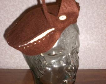 1940s Hat : Celia - SALE