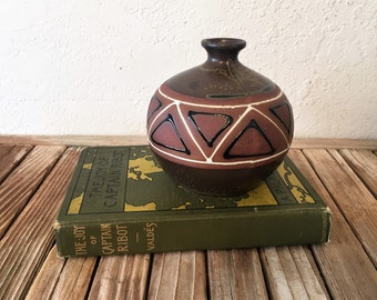 Vintage Raj California Pottery Vase