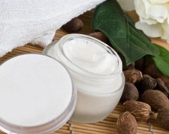 Rose Hip Seed Oil Eye Cream - High in linoleic and linolenic acids, Vitamin C, and Vitamin A (Natural Retinol*) - 1.25 oz Jar