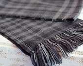 hand woven scarf men scarf for him READY TO SHIP
