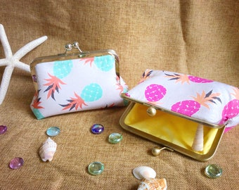 Pineapple Clutch Summer Clutch