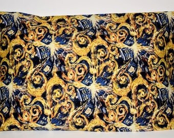 Dr. Who Pillowcase