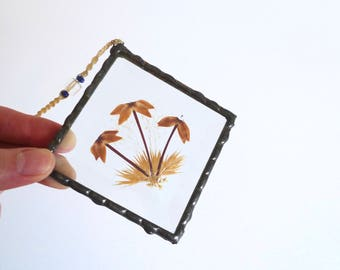 Vintage Dried Flower Press
