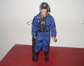 G.I. Joe 12 Inch Classic Doll - gi joe - g i joe - action figure - vintage gi joe - vintage g i joe - collectible gi joe