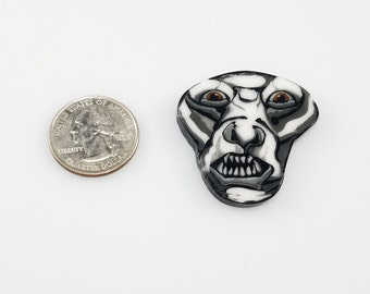 Gargoyle Face  9g 40mm