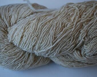 1 skein Chester Farms Virginia Fisherman's wool yarn