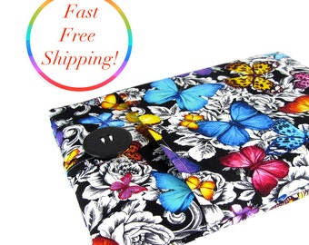 Laptop Case, Laptop Sleeve, Laptop Cover, Laptop Cases 13 Inch, Laptop Bag, Computer Case, 15.6 laptop Case, Macbook Pro Case, Butterfly