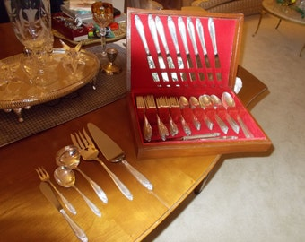 Prelude by International 70 Piece Set of Sterling