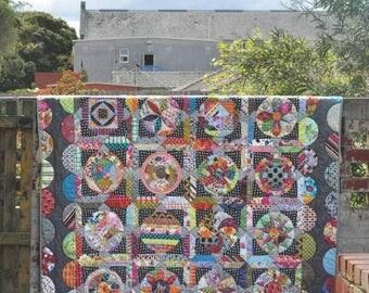 Jen Kingwell - The Circle Game Pattern - JKD-5019 - 1 Pattern