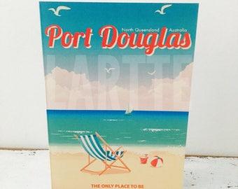 A Lartte made Greeting Card - Port Douglas Australia