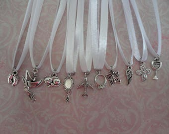Charms-Cake Pull, Cake Charms, Victorian Cake Charm, Cake Ribbon Charms  Set 1  - Traditional