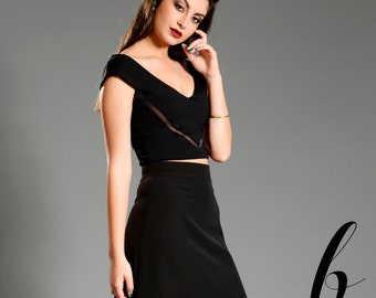 formal dresses BLACK SHILA SALE!!! A perfect outfit in a geometric look for a special event,that makes a relaxed and unaffordable look.