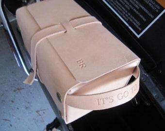 Personalized Leather dopp kit / travel bag / leather travel case / dopp kit bag / dopp kit leather / dopp kits for men / shaving bag