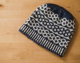 Mrs. Smith's Hat (knitting pattern)