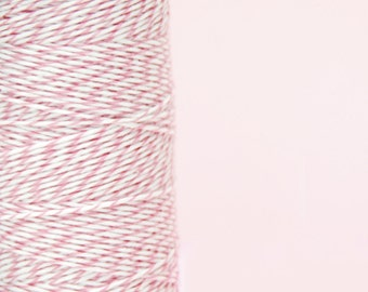 Cotton Candy Bakers Twine