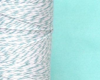 Teal Cotton Bakers Twine