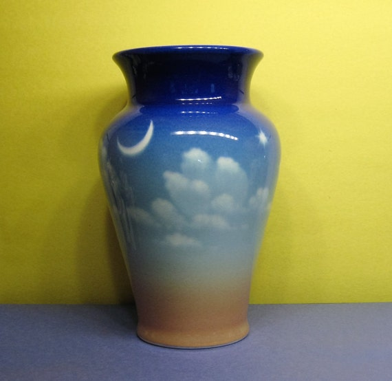 Hand Painted Air Brush Pottery