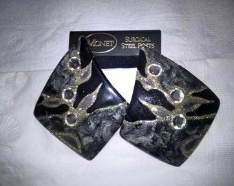 Ear Rings by Monet Pierced