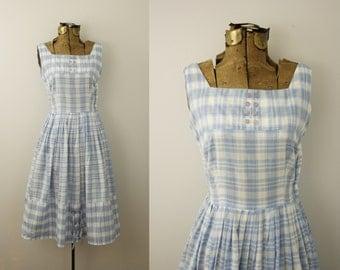 1960s dress | vintage 50s 60s sundress