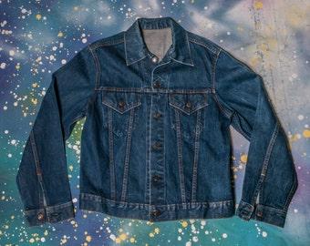 LEVIS Denim Jacket Men's Size 44