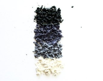 EYECANDY 4 color coordinated mineral eyeshadows. SMOKEY BLUES Pt.2