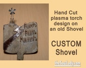 CUSTOM DESIGN Shovel Hand...