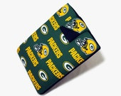 Handcrafted, Tablet Case, Green Bay, Packers,  iPad Case, iPad Mini Case, Kindle Fire Case,  NFL, 7, 8, 9, 10 inch , FOAM Padding, Gift