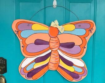 Butterfly Door Hanger