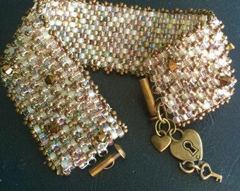 Top Brass Bracelet