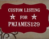 "CUSTOM LISTING for PMJAMES129 Psalm 51:7  Scripture Sign 24"" x 10"""