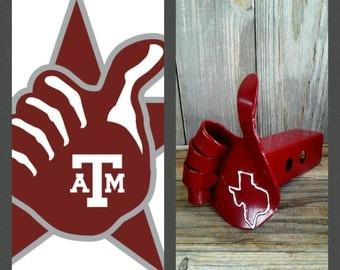 Texas A&M Receiver Hitch
