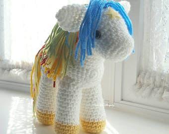 Crochet Starlite Plush