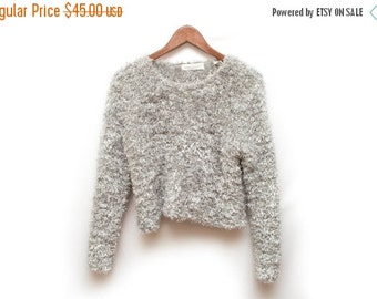 Furry Sweater Etsy
