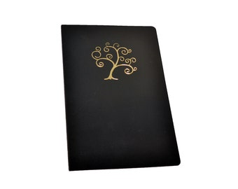 Personalized Journal: Curly Tree