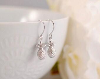 The Jess Earrings - Silver
