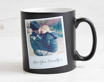 Personalised Photo Mug – Mothers Day personalised mug  - personalized coffee mug - gifts for him - gifts for her - house warming gift