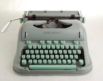 Cursive Typewriter Hermes 3000