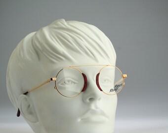 Robert Rudger 170 32  / Vintage eyeglasses & sunglasses / 90S unique and rare
